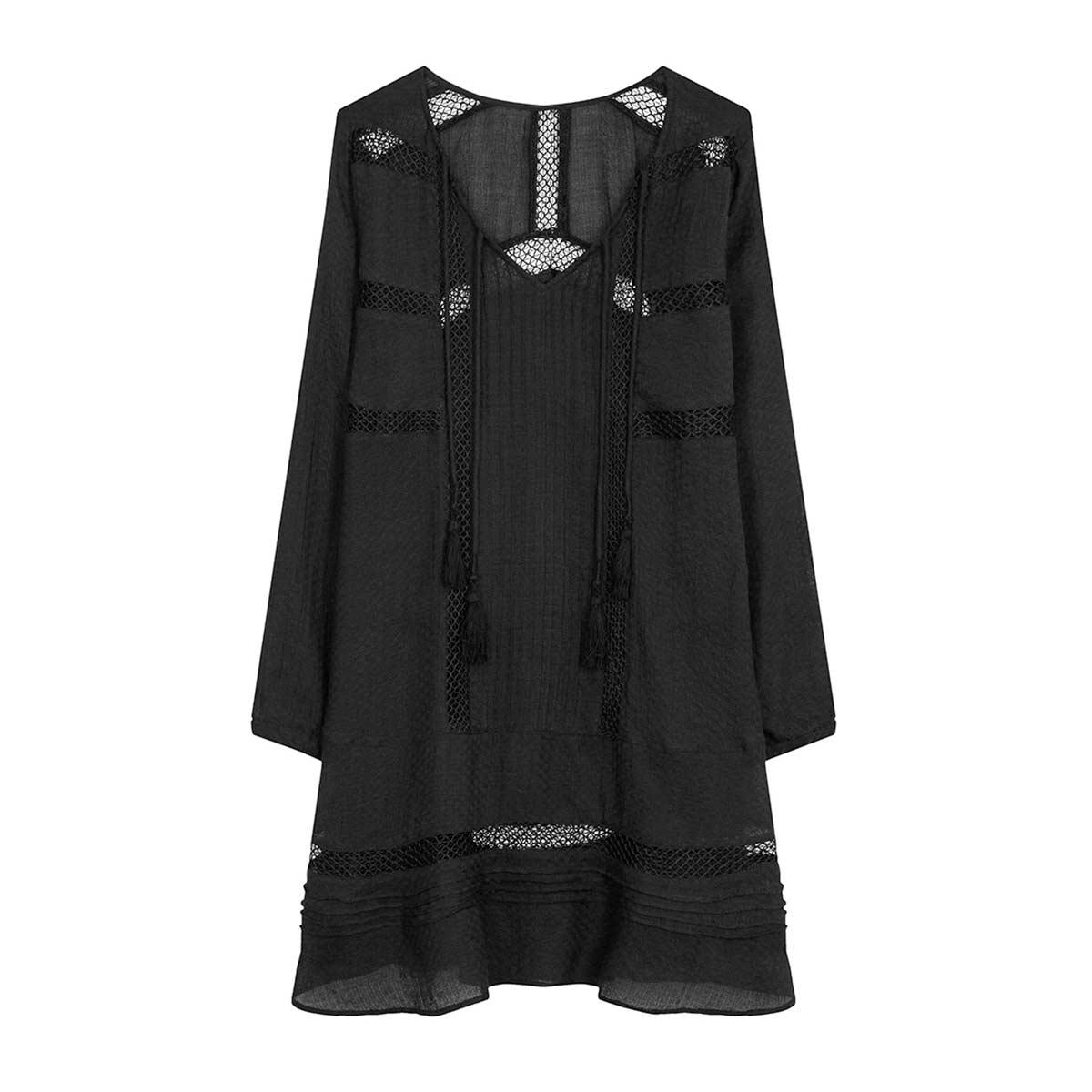 Robe noire Mirella