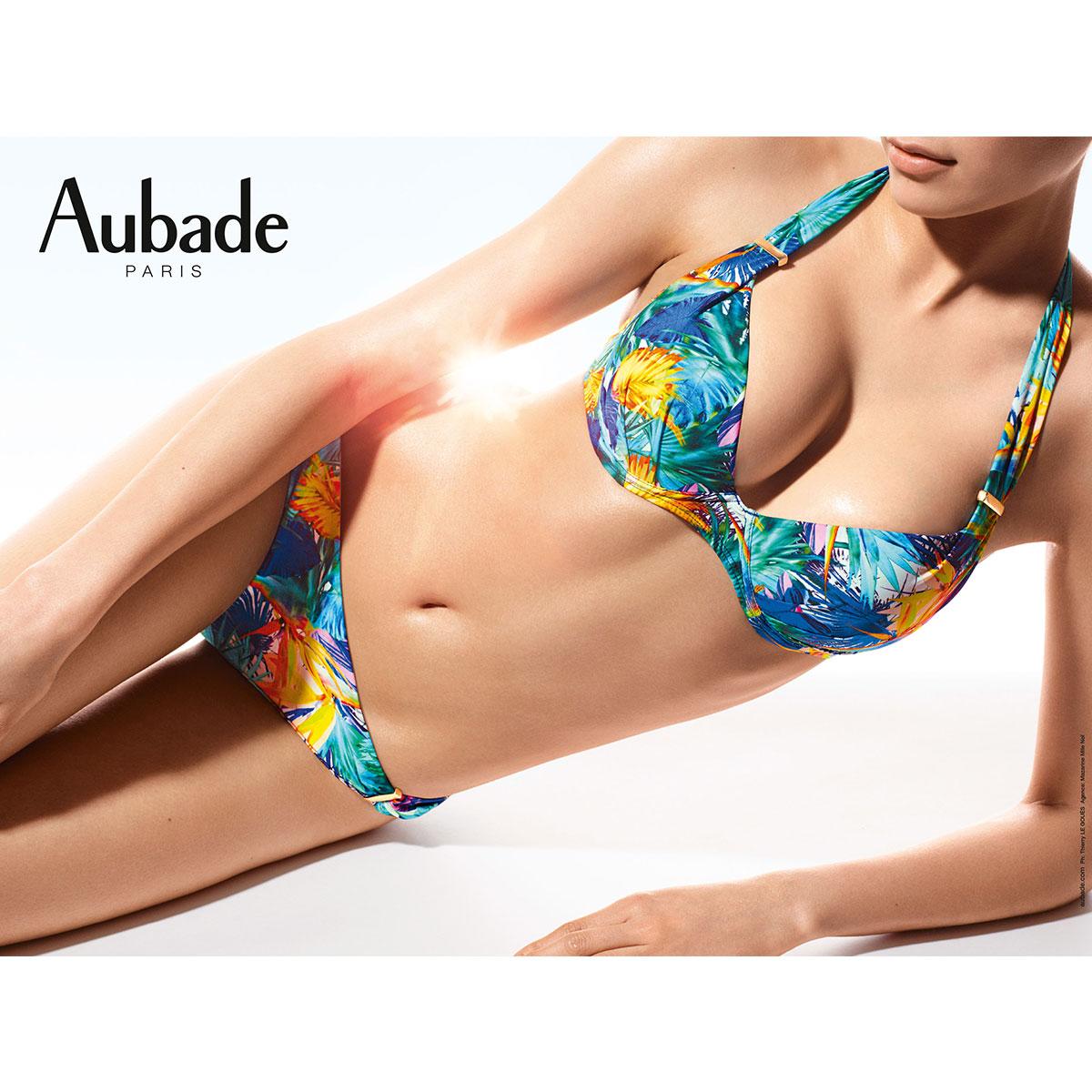 Souvent Maillot de bain Aubade - Collection Aubade 2016 maillot de bain luxe MD35