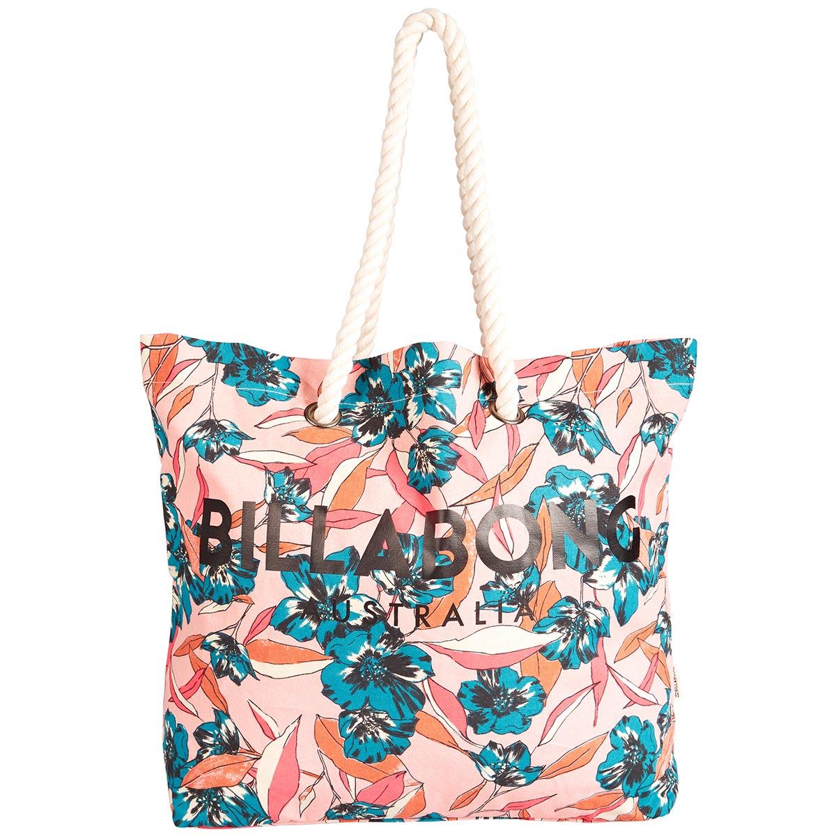 serviette de plage rose et blanc billabong serviette tendance. Black Bedroom Furniture Sets. Home Design Ideas