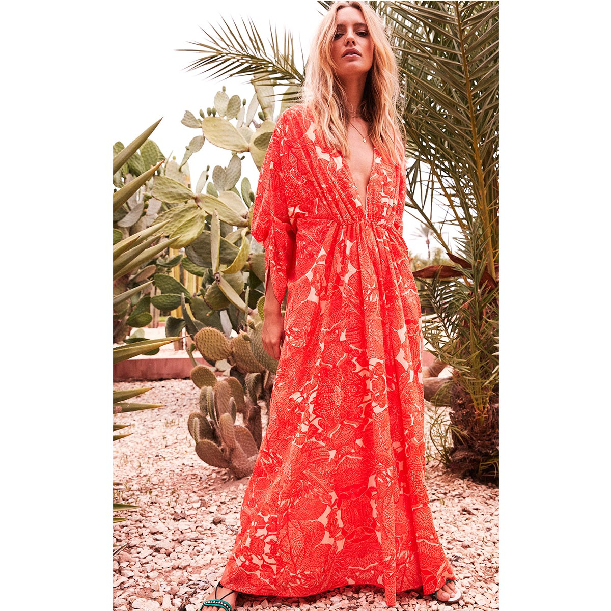 Gypsy Collection Summer Folk Bohème Robe Longue 2018 Amenapih vmn8N0wO