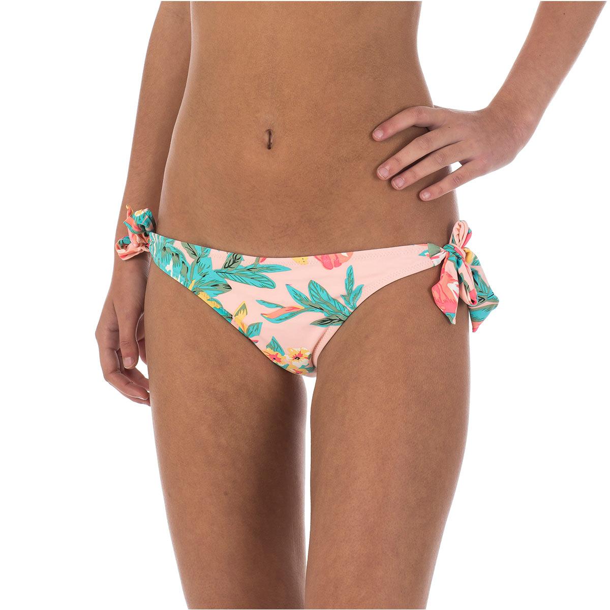 Bikini à noeuds Paradise Found rose corail (Bas)