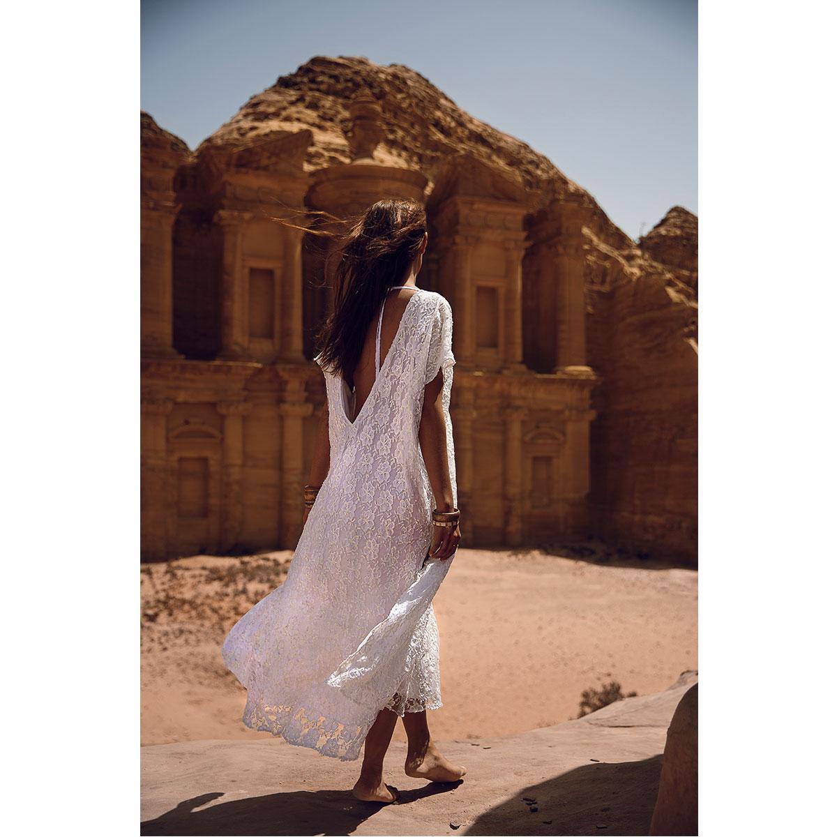 4285479a77a Robes bohème - Collection 2018 Sundress sur Monpetitbikini
