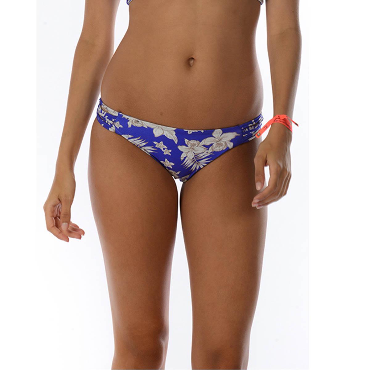 Teens - Maillot de bain culotte bleue Racer (Bas)