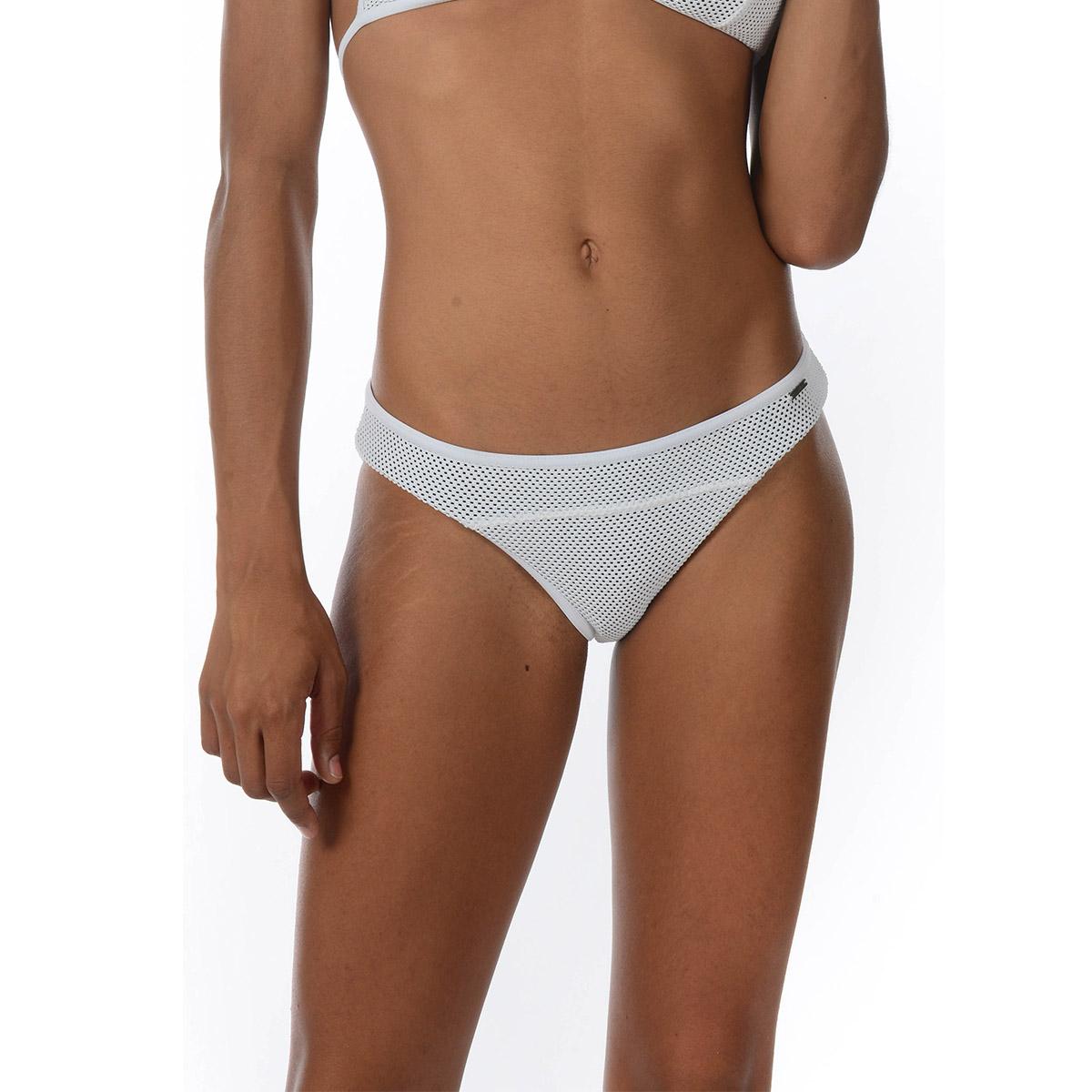 Teens - Maillot de bain culotte blanche Westcoast (Bas)