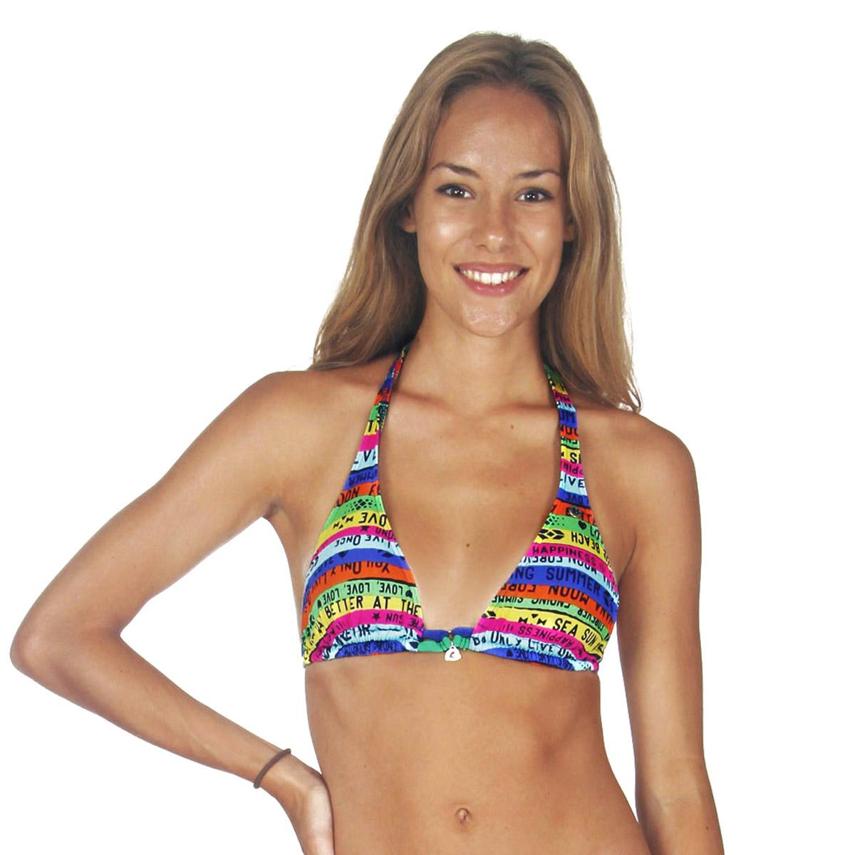 77a3e23d17 Maillot bain 2 pièce Banana Moon - Bikini fluo nouvelle collection