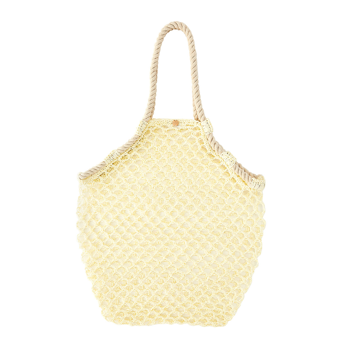 Sac filet Mesh Carry Bag Blanc