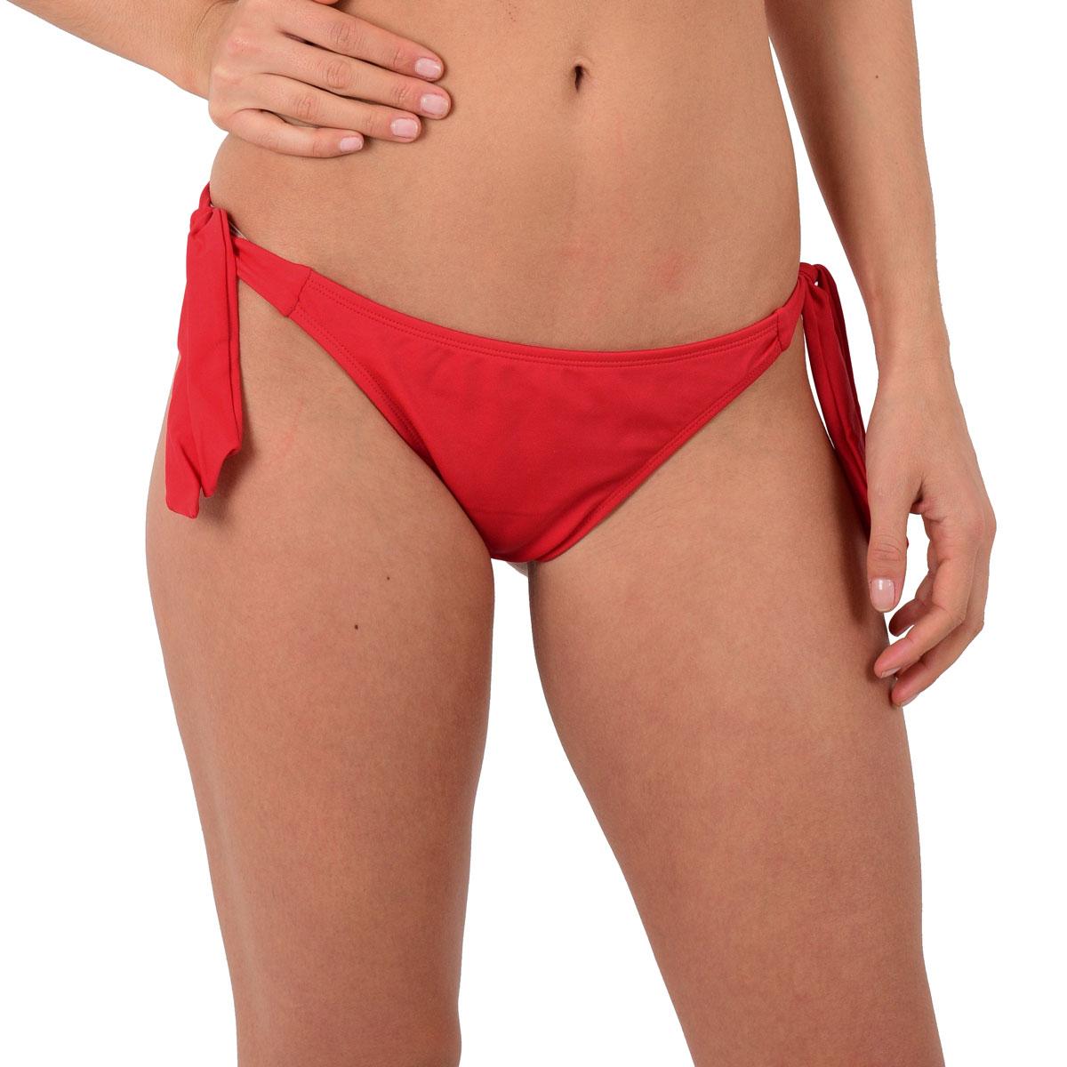 Mon Weenie Bikini culotte rouge à noeuds (Bas)