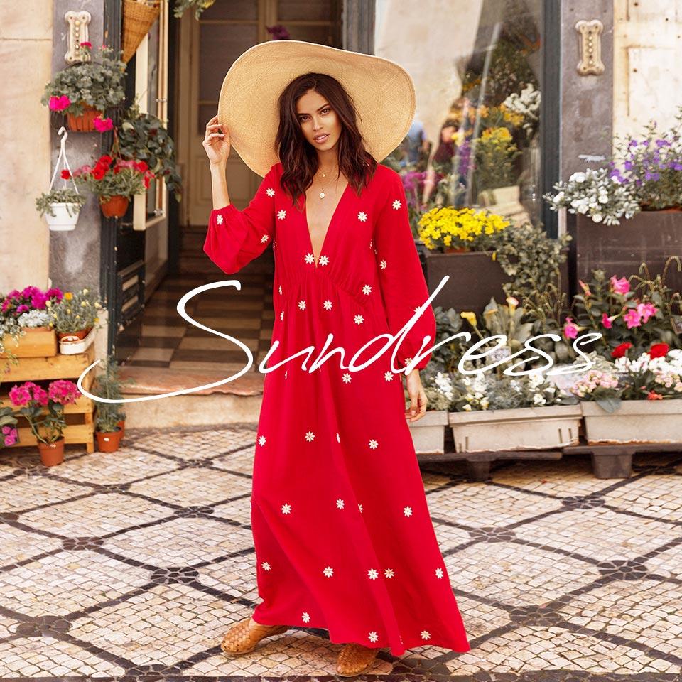 robe-bohème-sundress