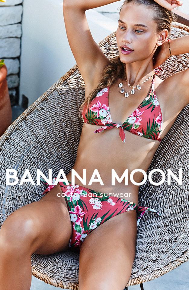 bikini-banana-moon-à-fleurs