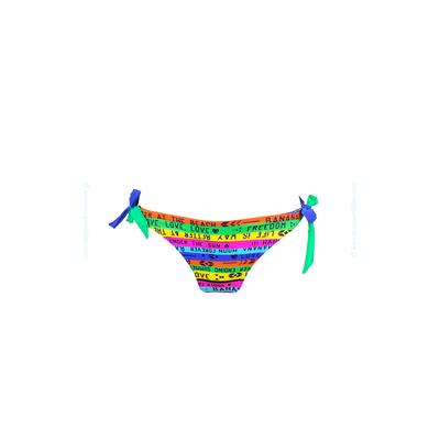 Bas de maillot de bain multicolore Lukya Alegria