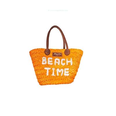Panier de plage Orange Jack Hauwiti
