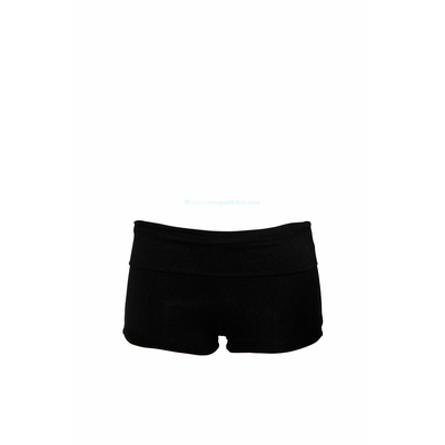 Short de bain noir (Bas)