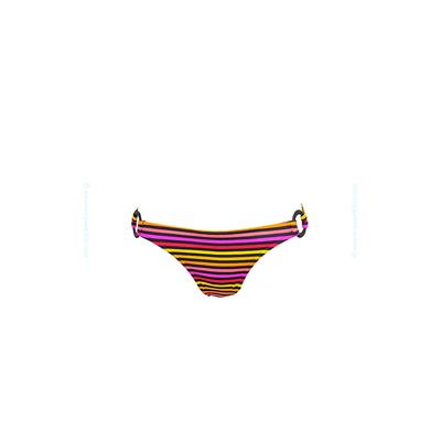 Culotte Riviera rayé multicolore - Maillot de bain Kiwi