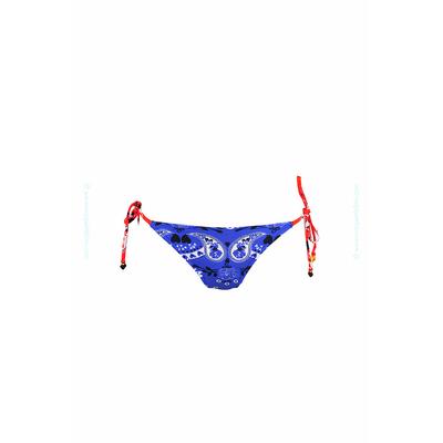 Bas de maillot de bain Salinas - Culotte à nouer bandanas multicolore