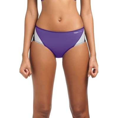 Bas de maillot violet spécial sport Active Swim (Bas)