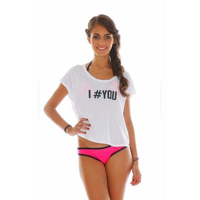 Teens - T-Shirt blanc Regram