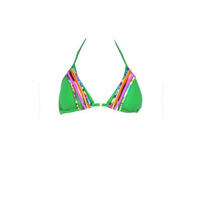 Maillot de bain Spring vert gazon (Haut)