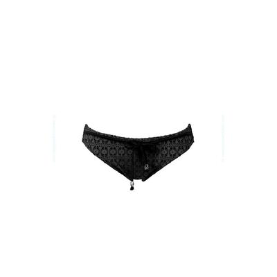Bas de maillot effet dentelle noir Spirit (Bas)