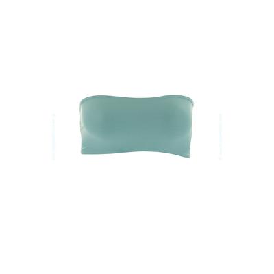 Maillot de bain bandeau bleu pastel Byrdie (haut)