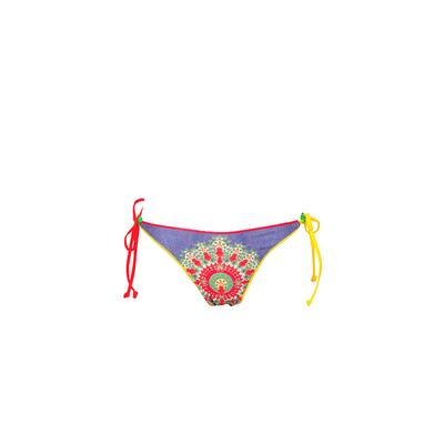 Bas de maillot de bain multicolore bikini Rocio