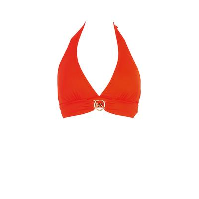 Bikini triangle orange (haut)