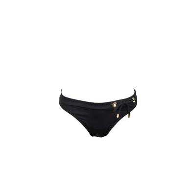 Culotte de maillot de bain noir Dressy (Bas)