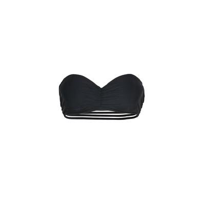 Mon Teenie Bikini Noir - Maillot de bain bandeau multi-liens (Haut)