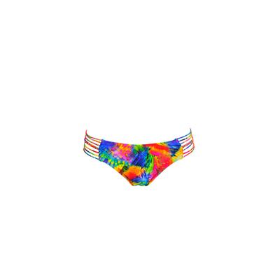 Maillot de bain culotte multicolore Mundo de Colores (bas)