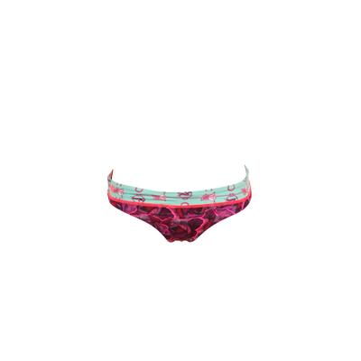 Maillot de bain 2 pièces Rose Ponies imprimé multicolore (Bas)