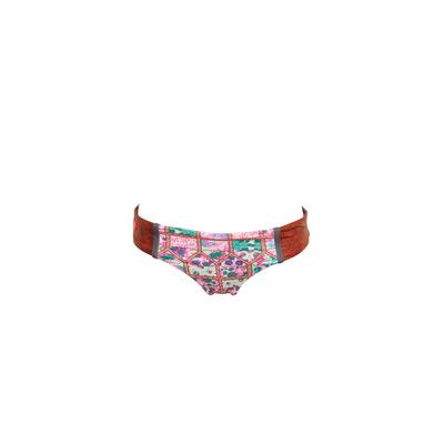 Maillot de bain culotte multicolore réversiblePerlino (Bas)