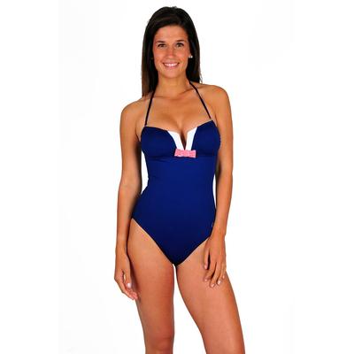 Morgan une pièce bustier - Maillot de bain bleu marine Syracuse