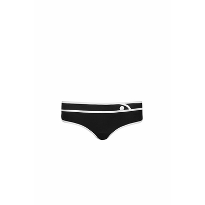 Maillot de bain shorty noir Coming Soon (Bas)