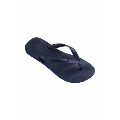 Tongs Top unisexe bleue Navy