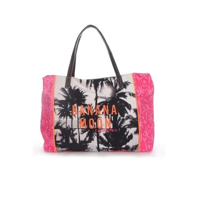 Sac de plage rose fushia Berenson