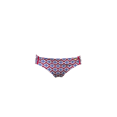 Maillot de bain culotte violette Cerame (bas)