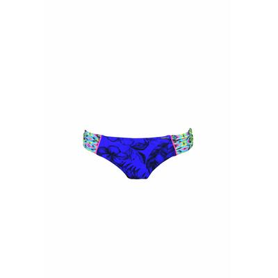 Maillot de bain culotte bleue Mindanao (Bas)