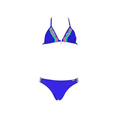 Maillot de bain 2 pièces bleu roi Spring Kids