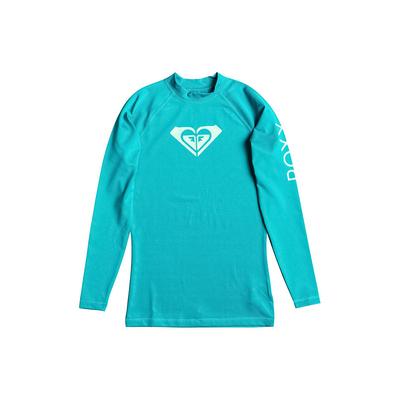Top en Lycra manches longues WholeHeartLs bleu
