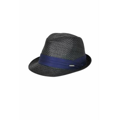 Chapeau de plage noir Hunter Hatsy