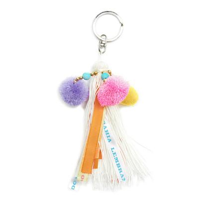 Porte clé Blanc Keys