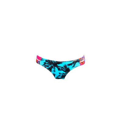 Maillot de bain culotte Miami bleu turquoise (Bas)