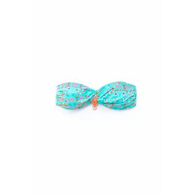 Maillot de bain bandeau bleu turquoise Karpy Amenapih by Hipanema