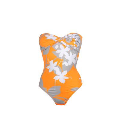 Maillot de bain une pièce orange Kingston