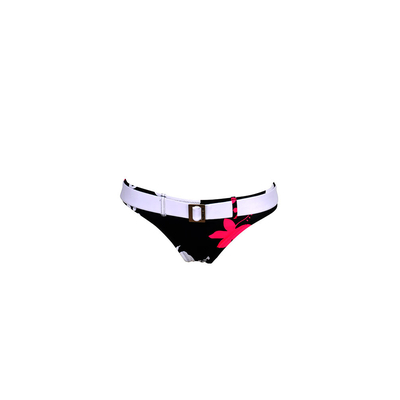 Maillot de bain culotte noir Kingston (bas)