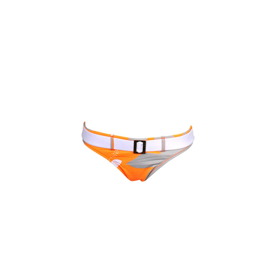 Maillot de bain culotte orange Kingston (bas)