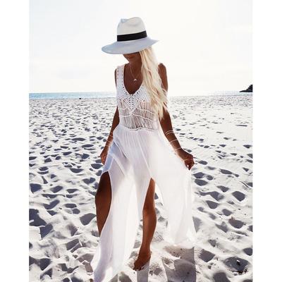 Ma Robe Tressée blanche