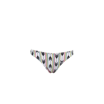 Mon Petit Bikini Fleche multicolore - Maillot de bain tanga (Bas)