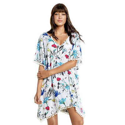 Tunique de plage Botanica multicolore Seafolly