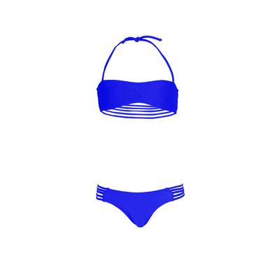 Mon Mini Teenie Bikini bleu roi fille