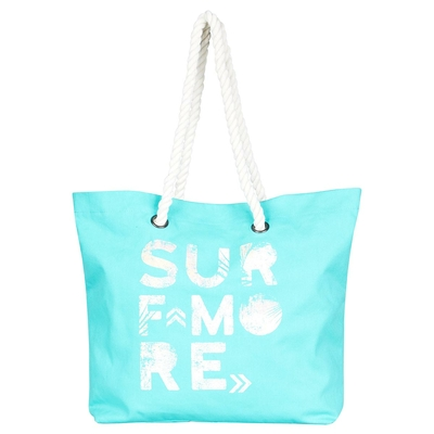 Sac de plage bleu Carribean
